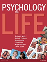 Psychology and Life e book