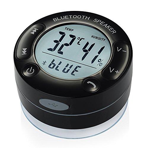Altavoz Bluetooth Ducha + EDR Hifi,...