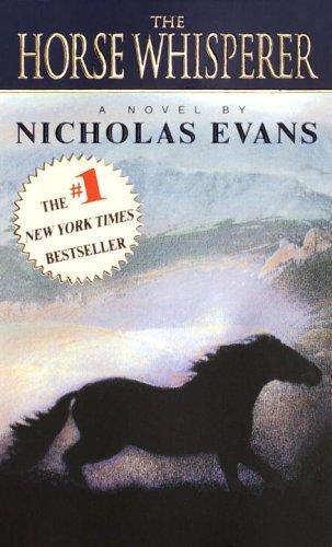 『The Horse Whisperer』のカバーアート