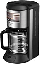 Household American Coffee Machine Drip Steam Coffee Pot Home Small Appliances (Color : -, Size : -)