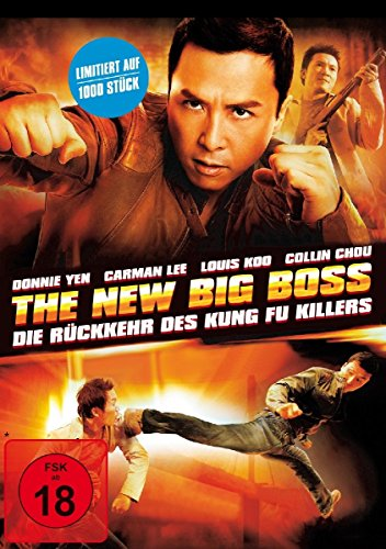 The New Big Boss - Die Rückkehr des Kung Fu Killers [Limited Edition]