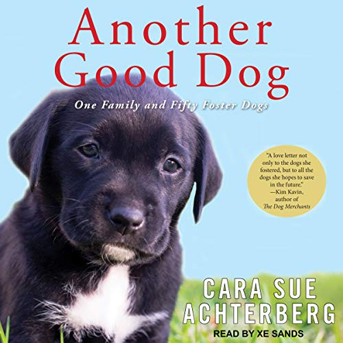Another Good Dog audiobook cover art