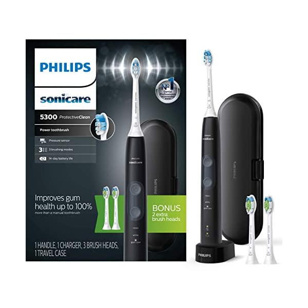 Philips Sonicare 5300 Electric Rechargeable Toothbrush