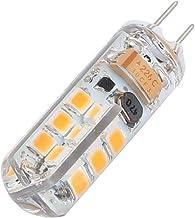 X-DREE 12V G4 3W Warm White 24 LEDs High Brightness Energy Saving Silicone Corn Light Bulb (503cdc3e-a222-11e9-8d7c-4cedfb...