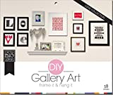 me & my BIG ideas DIY Gallery Art, Love
