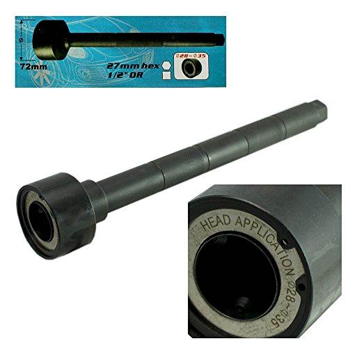 28-35mm Spurstangenwerkzeug Abzieher Spurstange Kopf Axialgelenk Kugelgelenk
