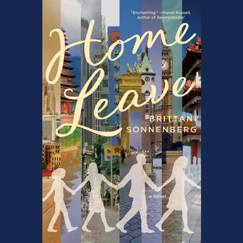 Home Leave audiobook cover art