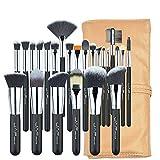 Fenghezhanouzhou JAF 24 stücke Professionellen Make-Up Pinsel Set Hohe Qualität Make-Up Pinsel Voller Funktion Studio Synthetische Make-up Tool Kit J2404YC-B