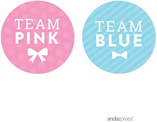 bows and bowties gender reveal