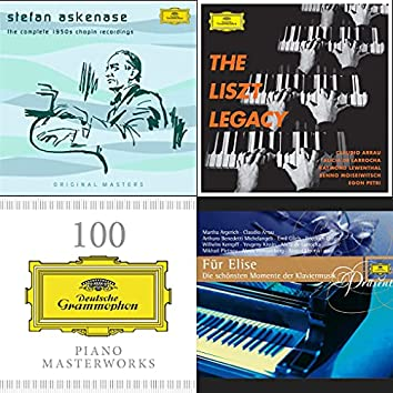 Las composiciones más bellas para piano