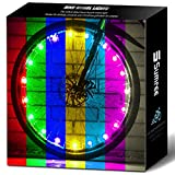 Sumree Bike Lights with Batteries Included, LED Bike Wheel Lights Provide All-Round Lighting More Fashionable and Safer.Best Gifts for Boys and Girls Even for Men and Women (Color-Changing)