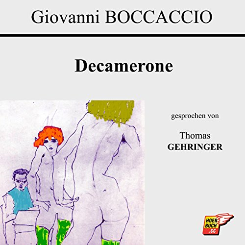 Decamerone cover art