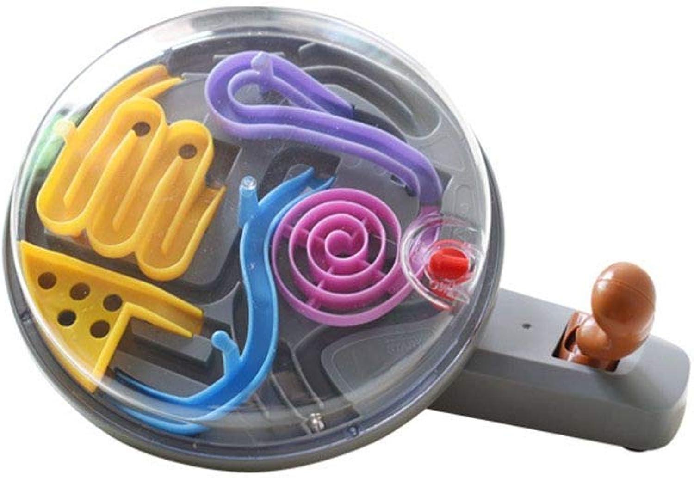 liquidación hasta el 70% PRENKIN Manejar 3D intelecto Rompecabezas de la Bola Bolas Bolas Bolas de Juguete Juego de IQ Equilibrio Laberinto Educativo Bola Diverdeido Juguete Juego de Mesa  envío rápido en todo el mundo