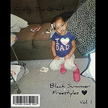 Black Summer Freestyles, Vol. 1