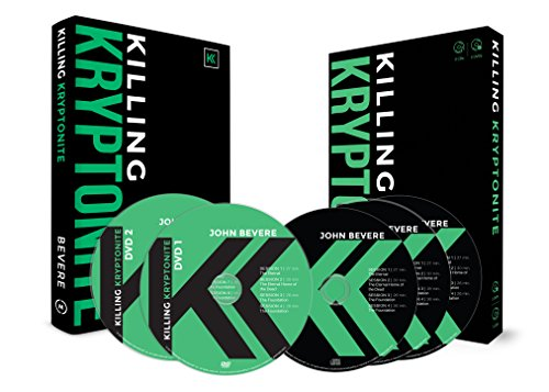 Killing Kryptonite: Destroy What Steals Your Strength - DVD Study (Book + DVD + CD)