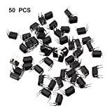 Isolatori ottici multifunzionali 50 pz Pc817 Optoaccoppiatore Sharp Isolatore ottico File C Optocoupler Dip-4 ♥ Freeday-uk