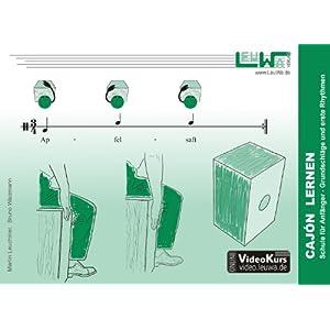 Cajón lernen: Schule für Anfänger – Grundschläge und erste Rhythmen (Hefte für Percussionsinstrumente)