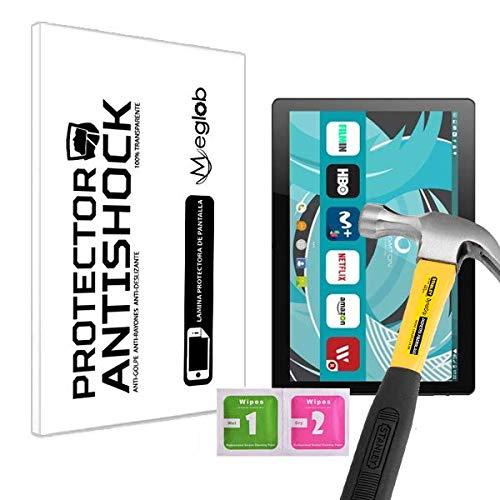 Protector de Pantalla Anti-Shock Anti-Golpe Anti-arañazos Compatible con Tablet Brigmton BTPC-1022