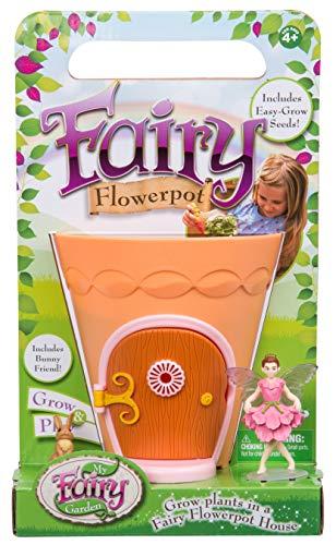 My Fairy Garden, Fairy Flowerpot Playset, Grow and Play, FG101