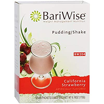 BariWise Protein Diet Pudding/Shake Mix