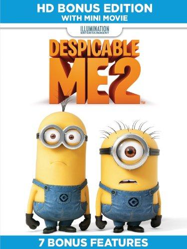 Despicable Me 2 HD Bonus Edition