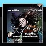 Aram Khachaturian. Violin Concerto. Masquerade Suite by Ara Malikian. Jes·s Amigo. Extremadura Symphony Orchestra (2011-02-02)