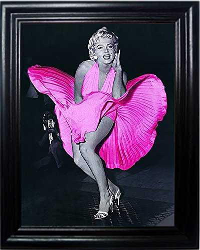 Those Flipping Pictures-Framed Parent (Marilyn w/Pink Dress)