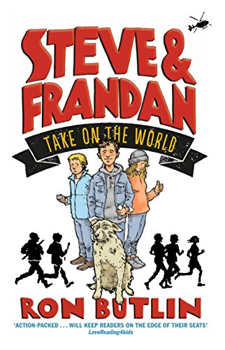 Steve and FranDan take on the World (English Edition)