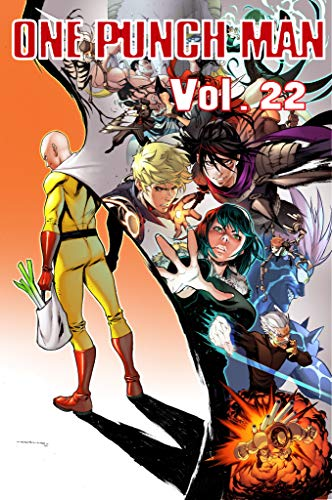 One Punch Man Full series: Manga volume 22 (English Edition)