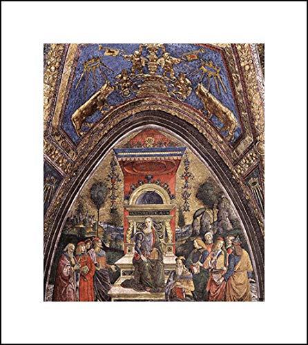 Pinturicchio 16x18 Art Print - The Arithmetic