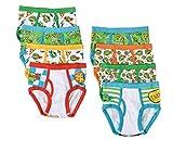 TMNT Turtle Boys 8 pack Briefs Underwear - TMNT (6)