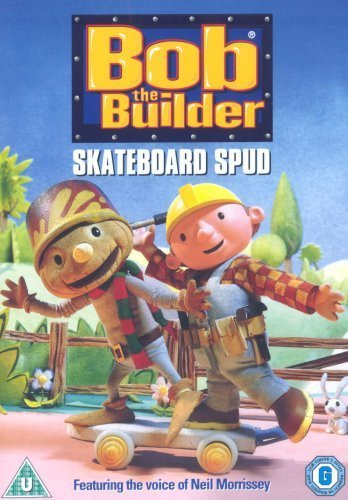 Bob the Builder - Skateboard Spud [UK Import]