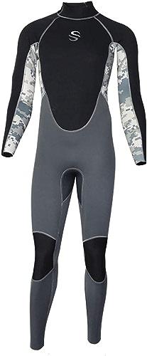 MIJIN 2 MM Néoprène Retour Zipper Combinaison Hommes Complet du Corps Combinaison à Manches Longues Garder Au Chaud Surf De Plongée Costume Anti-UV