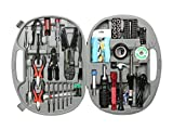 network installation tool kit with pliers and no network cable tester
