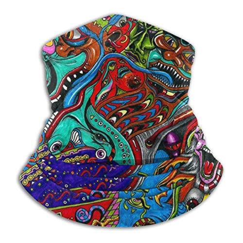 Niet van toepassing Nek Warmer Nek Gaiter Warmer Balaclavas Untitled_By_Acid_Flo-D3Cqhed Winddicht Masker Bandana Multifunctionele Hoofd Sjaal Gratis Uv Gezichtsmasker