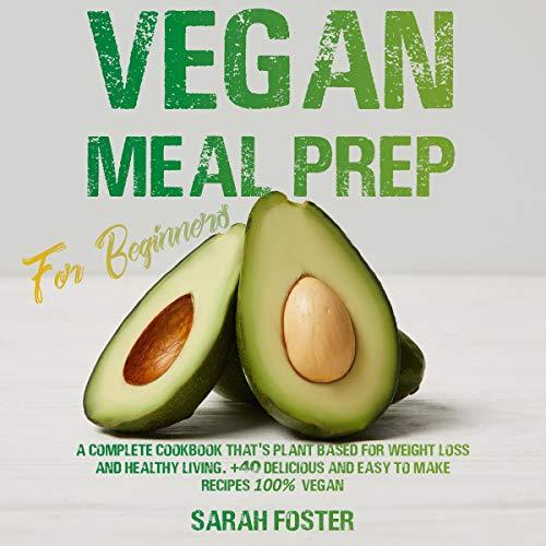 Vegan Meal Prep for Beginners cover art
