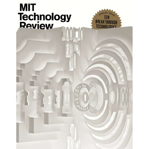 Audible Technology Review, May 2013 cover art