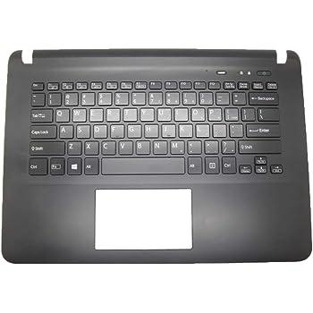 Laptop Palmrest/&Keyboard for Sony VAIO SVF14 SVF142 SVF143 Series 5NHK8PHN030 9Z.NADBQ.01E Latin America LA Black with Backlit New