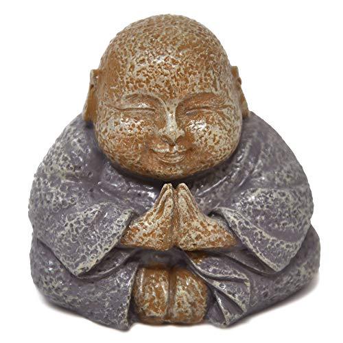 Grasslands Road 465912 Happy Buddha Mini Figurine, 2-inch High