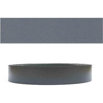 Bordi melaminici per i bordi dei mobili con colla Acciaio Inox Liscio 45 mm Mprofi MT/® 20m Rotolo