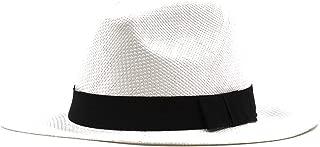 YSNRH Hat Summer Straw Sun Hats for Men Safari Beach Hat - Foldable Straw Harvester Hat Sun Protection Sun hat Bush Hat Bucket Hat Pile Cap Straw Camping,Outdoor,Hiking,Summer (Color : White)