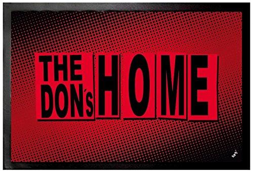 1art1 Don Corleone - The Don's Home Felpudo Alfombra (60 x 40cm) ⭐
