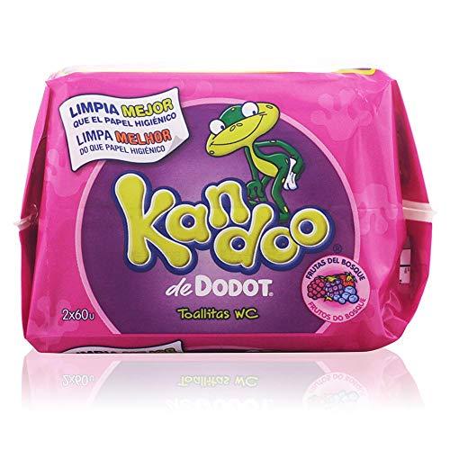 Kandoo - Toallitas WC Kandoo Frutas Bosque Recambio