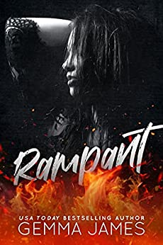 Rampant (Condemned Series Book 2) by [Gemma James]