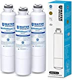 Waterspecialist DA29-00020B Replacement Refrigerator Water Filter, Compatible with Samsung, HAF-CIN/EXP, DA29-00020A/B, DA97-08006A, RF28HMEDBSR, RF4287HARS, RF263TEAESG, RH22H9010SR, 3 Pack, White