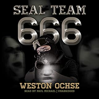 SEAL Team 666 cover art