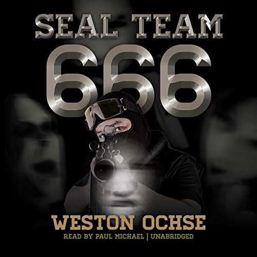SEAL Team 666 audiobook cover art