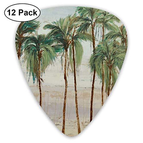 Palmen-Kunst (12er Pack)