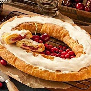 O&H Wisconsin Kringle. Official State Pastry of Wisconsin. Gourmet food gift made for Christmas, Thanksgiving, Easter, and Birthdays.