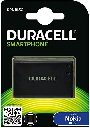 Duracell DRNBL5C Batterie de remplacement pour Nokia BL-5C